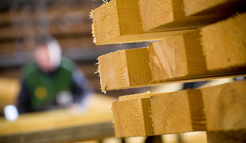 Lohnabbund für Profis von Holzbau Janssen