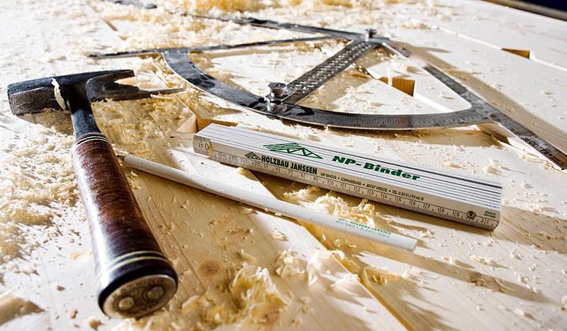 Werden Sie Premium-Partner von Holzbau Janssen