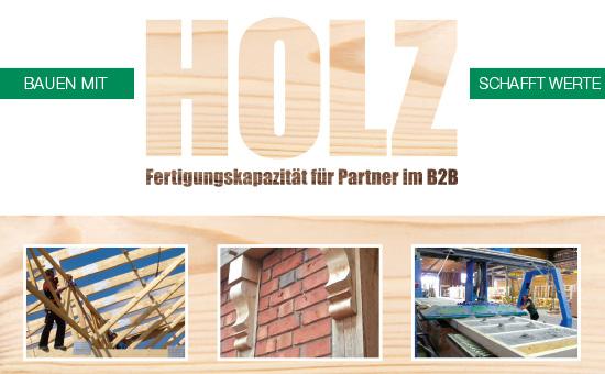 Flyer Partner im B2B