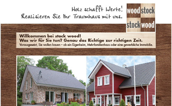 Broschüre wood-stock | stock-wood